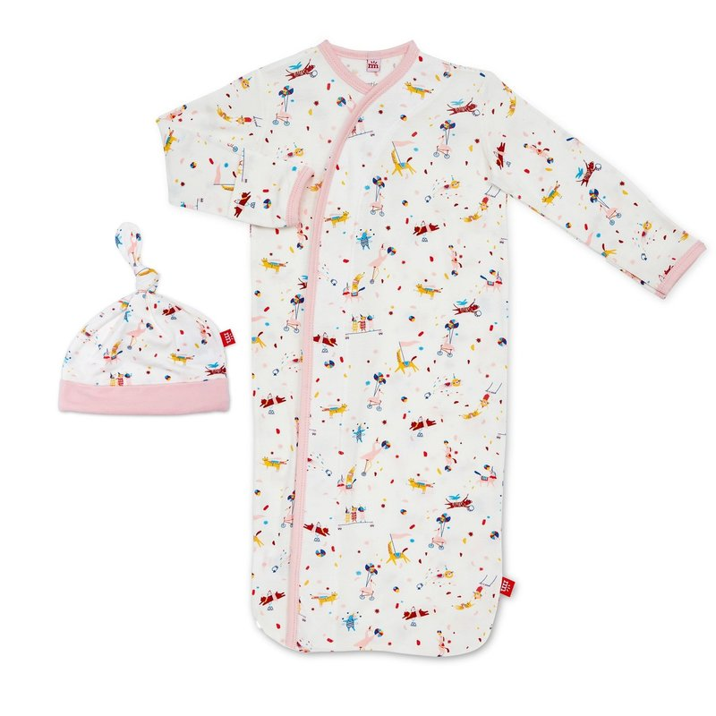 Magnetic Me Magnetic Me Baby Gown Set
