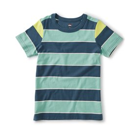 Tea Collection Tea Striped Tee