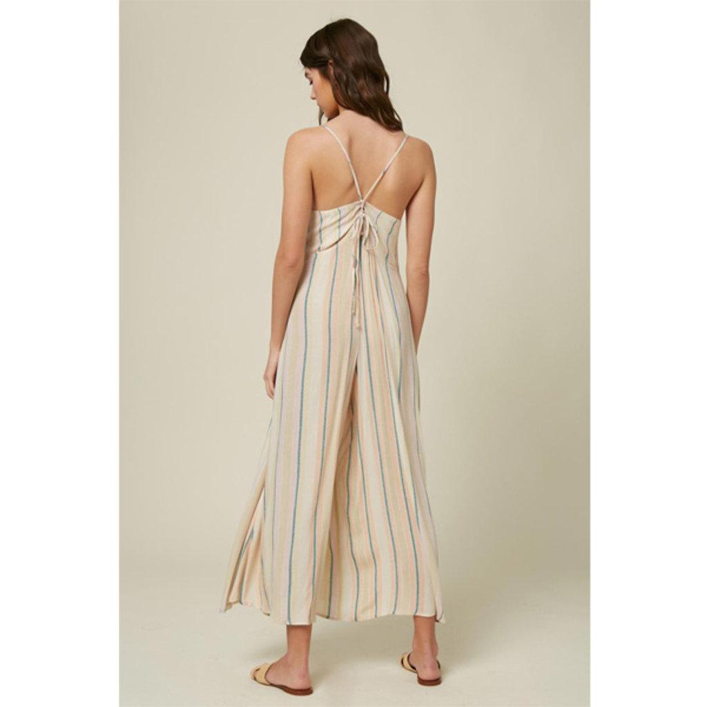 O'Neill O'Neill Womens Juls Stripe Jumpsuit