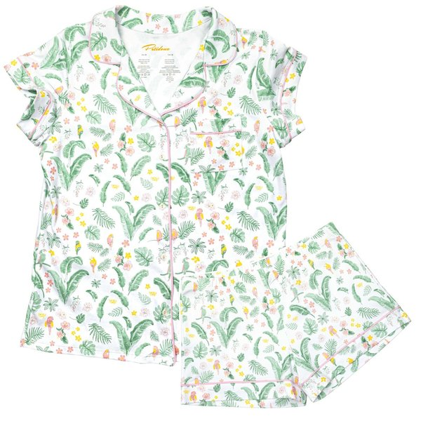 Petidoux Hawaii Pajama Women Summer Set