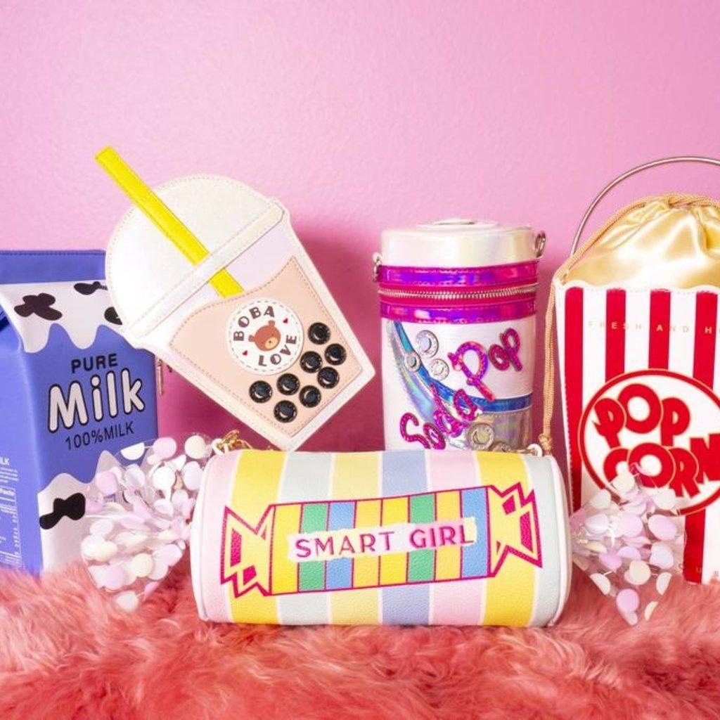 Bewaltz Popcorn Handbag