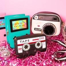 Bewaltz Cassette Tape Handbag