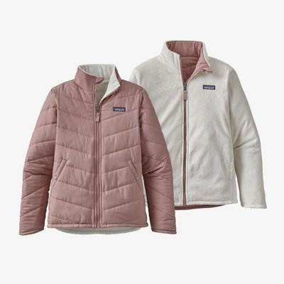 Patagonia Patagonia Girls Reversible Jacket