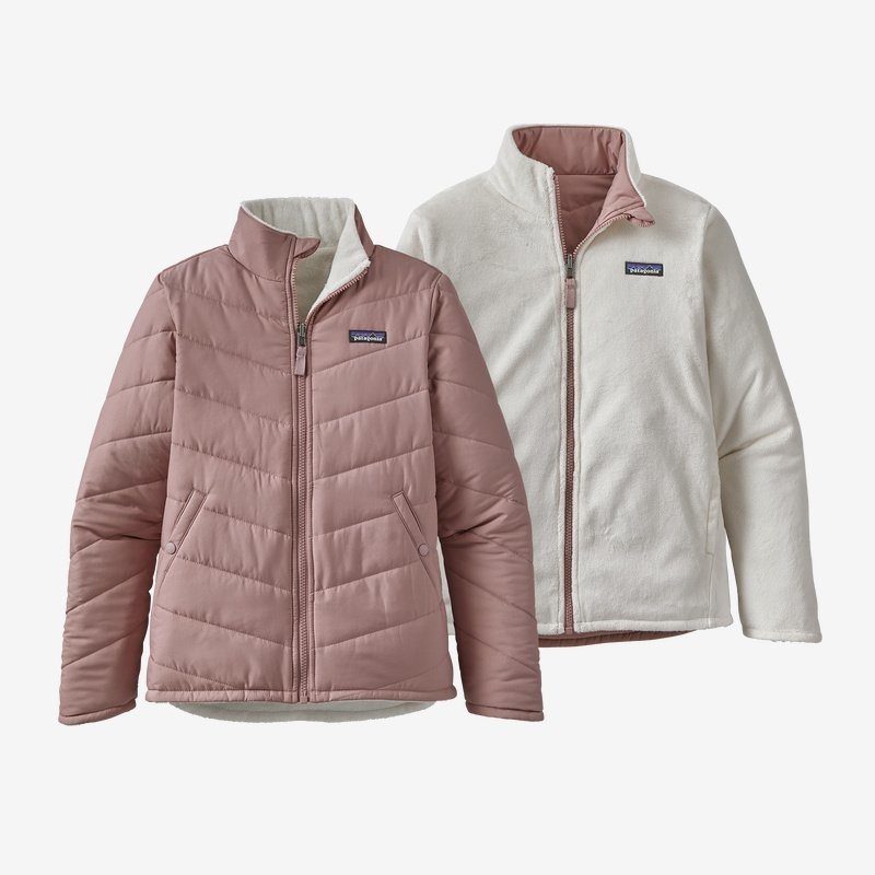 Patagonia Patagonia Girls Reversible Jacket