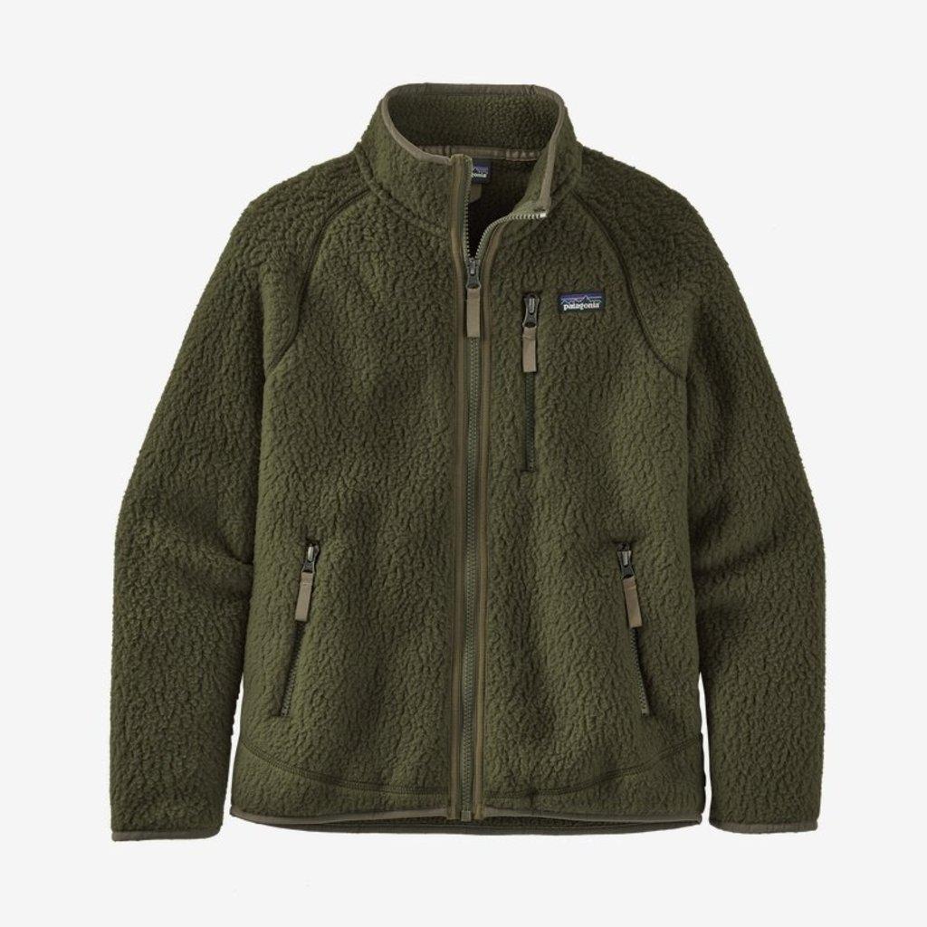 Patagonia Patagonia Boys Retro Pile Fleece Jacket
