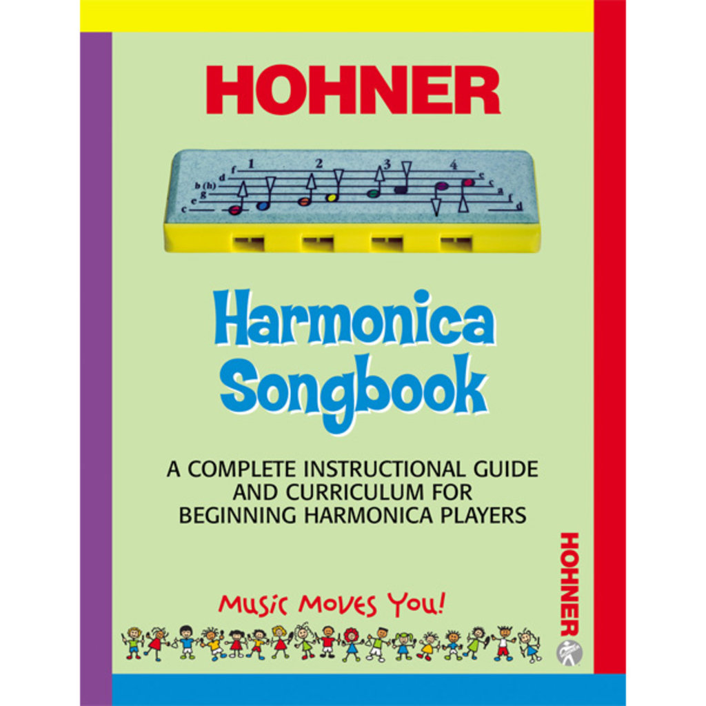 Hohner Kids Learn to Play Harmonica Package