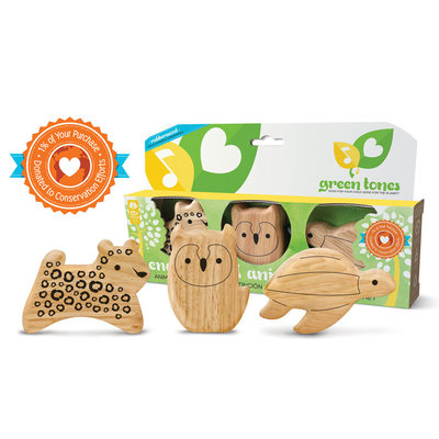 Hohner Kids Animal Shaker Gift Set