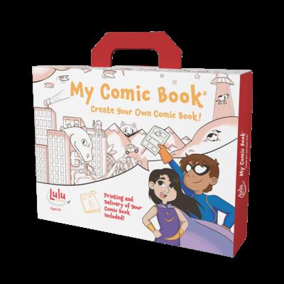 Lulu Junior My Comic Book