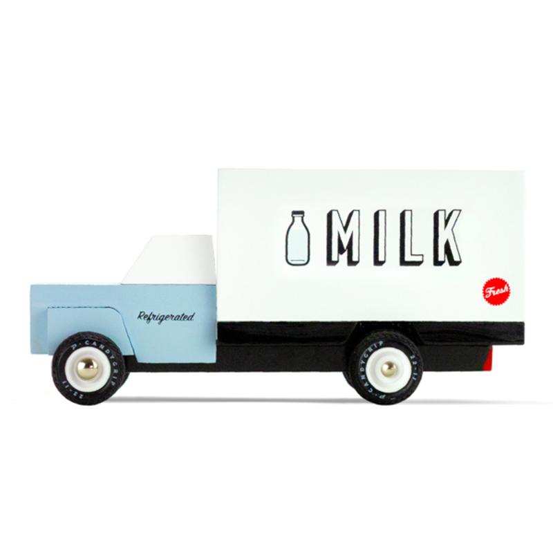 Candylab Toys Candylab Toys Milk Truck