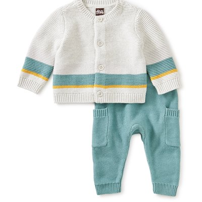 Tea Collection Tea Baby Sweater Set