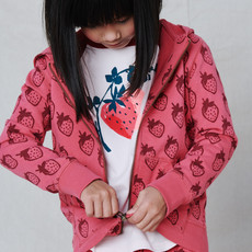 Tea Collection Tea Collection Girls French Terry Zip Hoodie