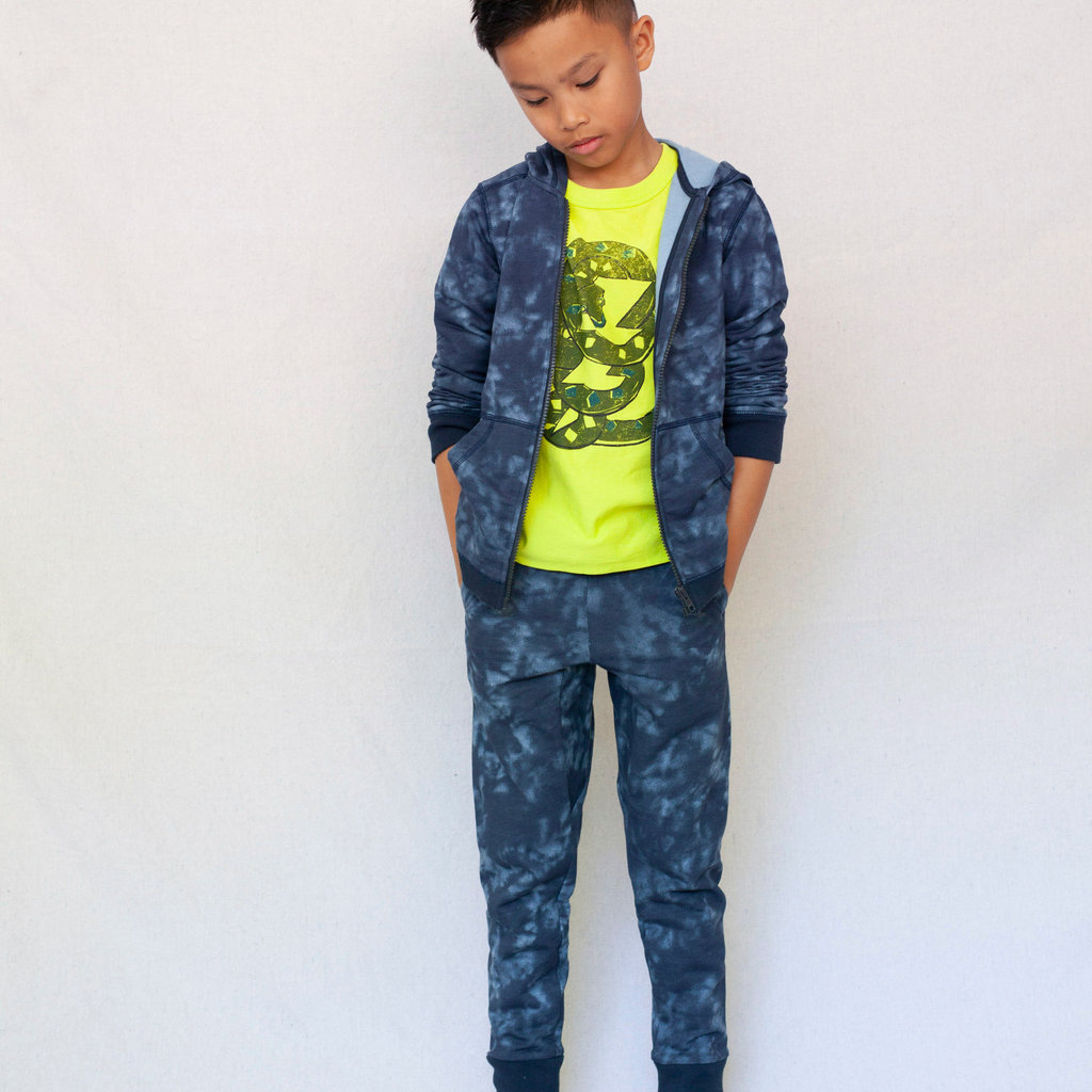Tea Collection Tea Collection Boys French Terry Joggers
