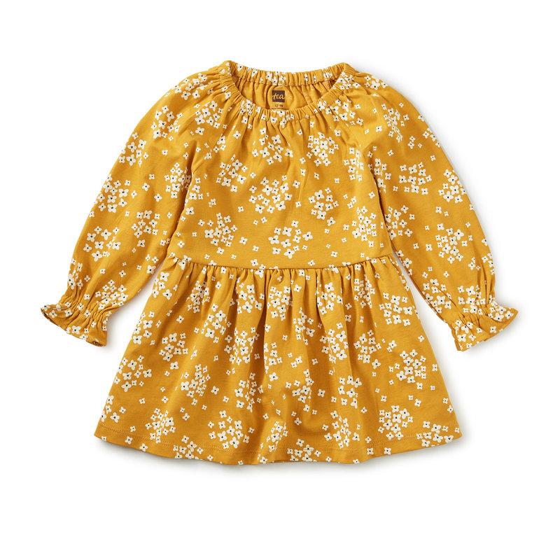 Tea Collection Tea Peasant Baby Dress