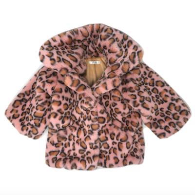 Oh Baby Faux Fur Coat