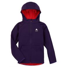 Burton Burton Kids Crown Weatherproof Full-Zip Sherpa Fleece
