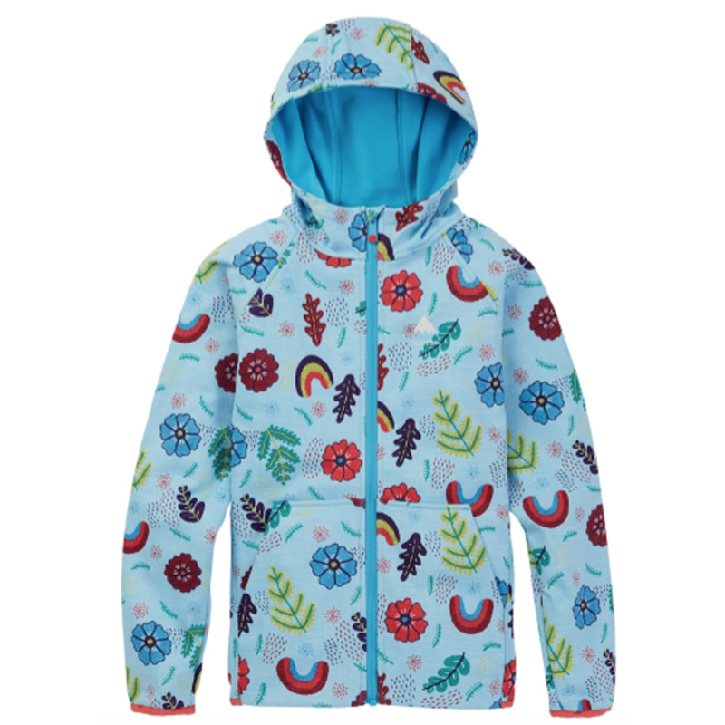 Burton Burton Kids Crown Full-Zip Fleece