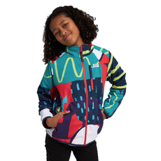 Burton Burton Kids Snooktwo Reversible Fleece Jacket