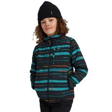 Burton Burton Kids Snooktwo Reversible Fleece Jacket