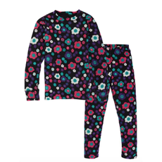 Burton Burton Kids Heavyweight Fleece Base Layer Set