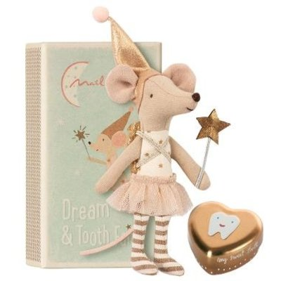 Maileg Maileg Tooth Fairy - Big Sister Mouse