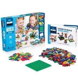 Plus-Plus USA Plus Plus Learn to Build