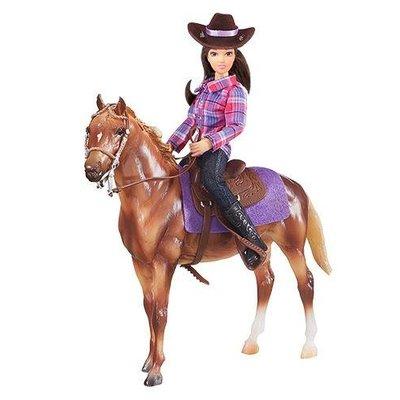 Breyer Western Horse & Rider