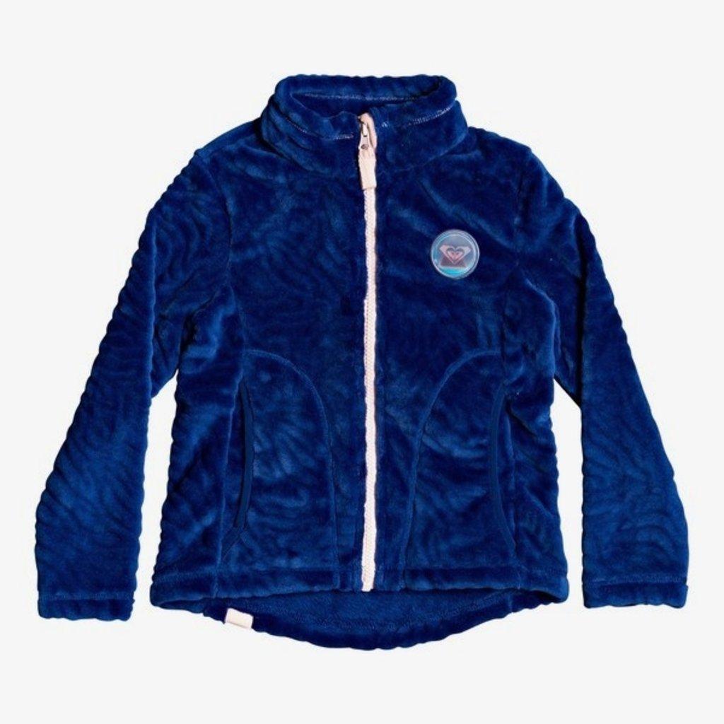 Roxy Roxy Igloo Teenie - Technical Zip-Up Hooded Fleece