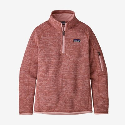 Patagonia Patagonia Girls Better Sweater 1/4 Zip