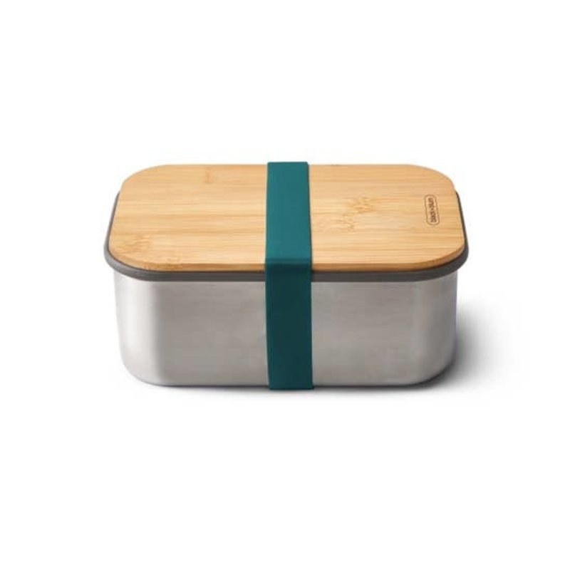 Black + Blum Black + Blum Stainless Steel Sandwich Box