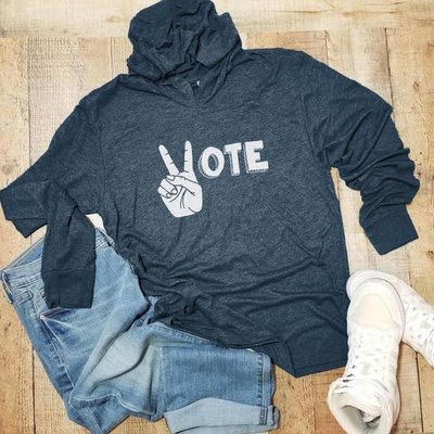 Moonlight Makers Moonlight Makers Vote Hoodie