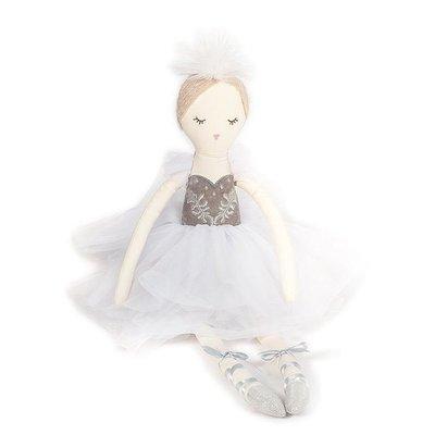 Mon Ami Mon Ami 'Nina' Silver Prima Ballerina