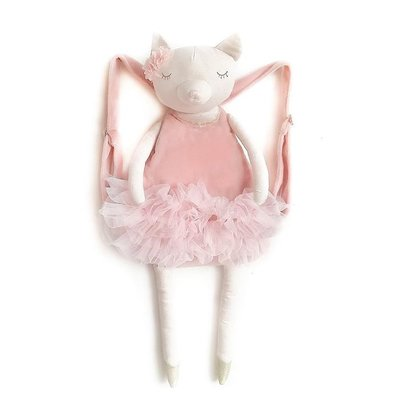 Mon Ami Mon Ami Kitty Ballerina Backpack