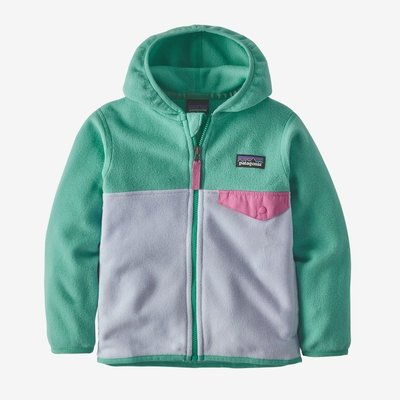 Patagonia Patagonia Baby Micro D Snap-T Fleece