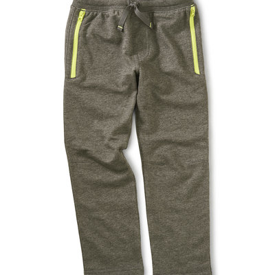 Tea Collection Tea Zip Pocket Jogger
