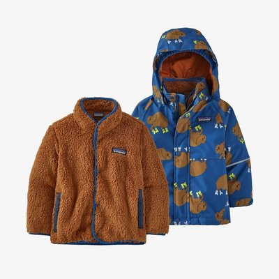 Patagonia Patagonia Boys 3-in-1 Jacket