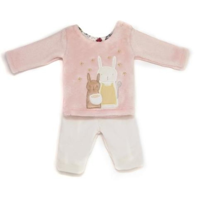 Milktology Milktology 2PC Fleece Set