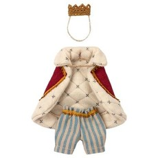 Maileg Maileg King Clothes for Mouse