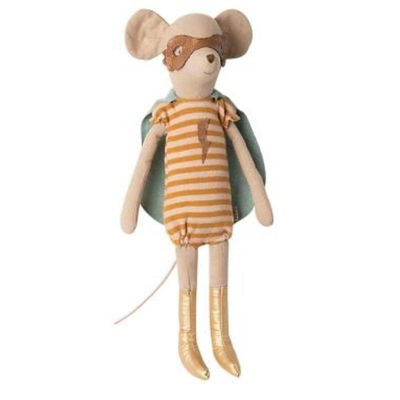 Maileg Maileg Super Hero Mouse - Girl