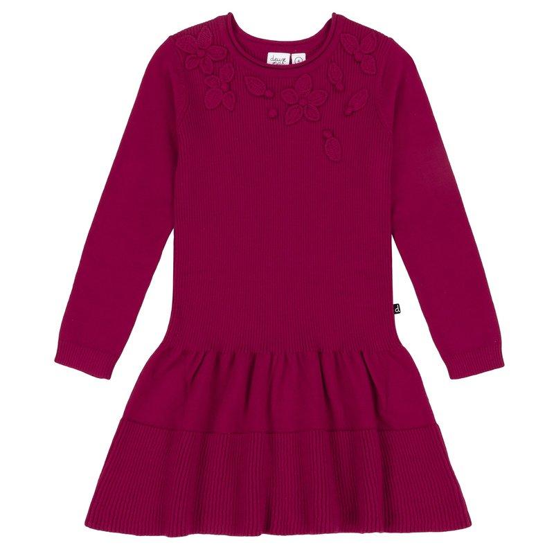 Deux par Deux Deux par Deux Knitted Sweater Dress