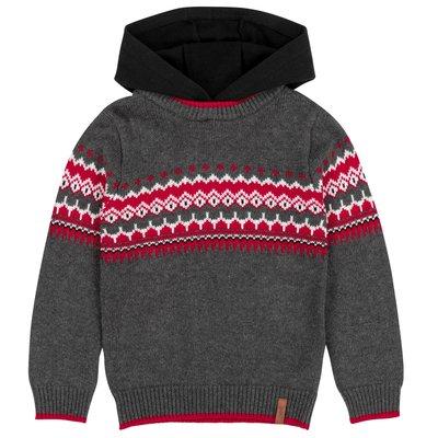 Deux par Deux Deux par Deux Knitted Sweater Hoodie