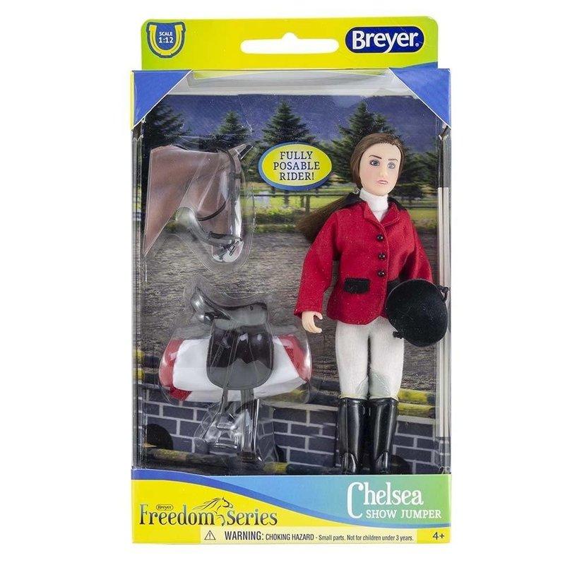 Breyer Chelsea Show Jumper