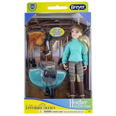 Breyer Heather, Rider