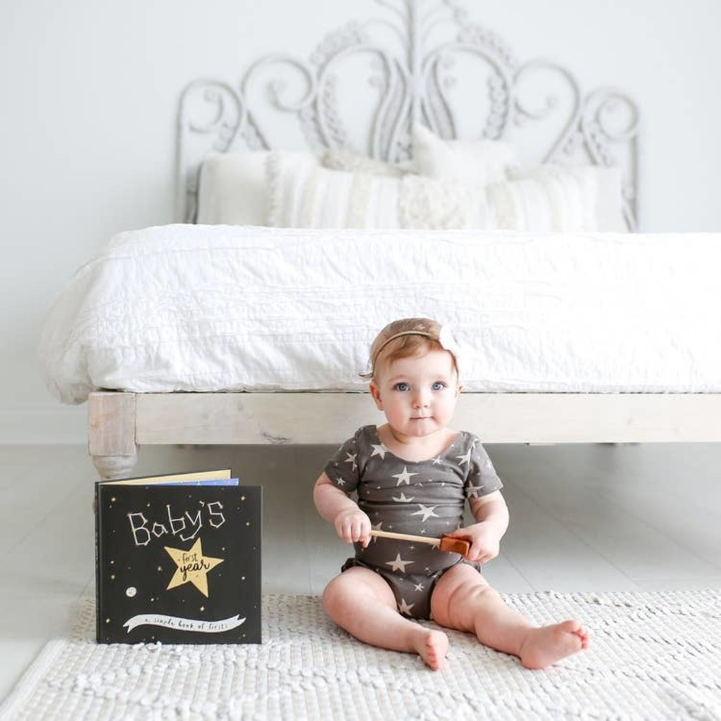 Lucy Darling Lucy Darling Baby's First Year Memory Book - Golden Stargazer