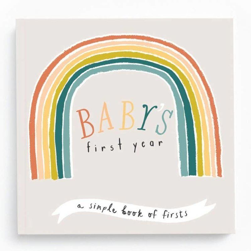Lucy Darling Lucy Darling Memory Book - Little Rainbow