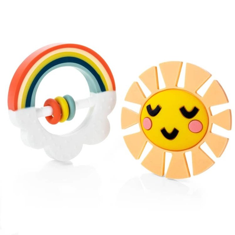 Lucy Darling Lucy Darling Teether - Little Rainbow