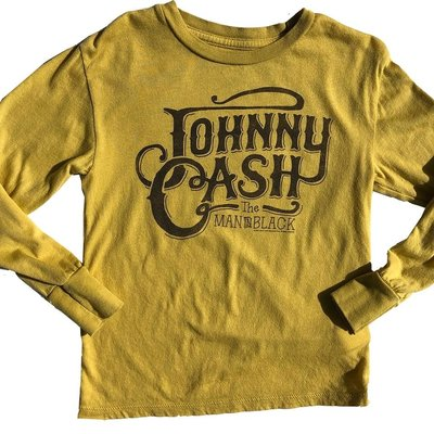 Rowdy Sprout Rowdy Sprout Johnny Cash Tee
