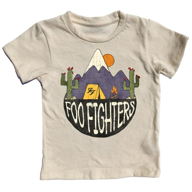 Rowdy Sprout Rowdy Sprout Foo Fighters Tee
