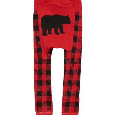Doodle Pants Doodle Pants Plaid Leggings