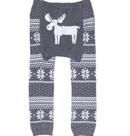 Doodle Pants Doodle Pants Moose Leggings