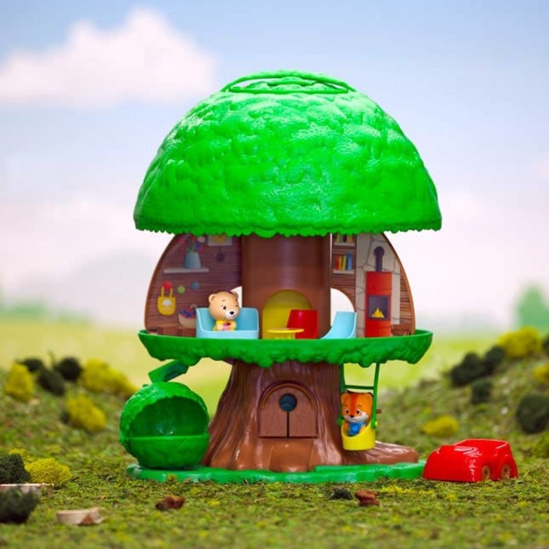 Fat Brain Timber Tree House
